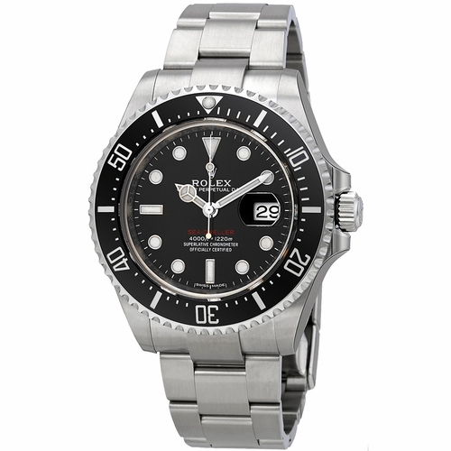 Rolex 126600 Oyster Perpetual Sea-Dweller Mens Automatic Watch