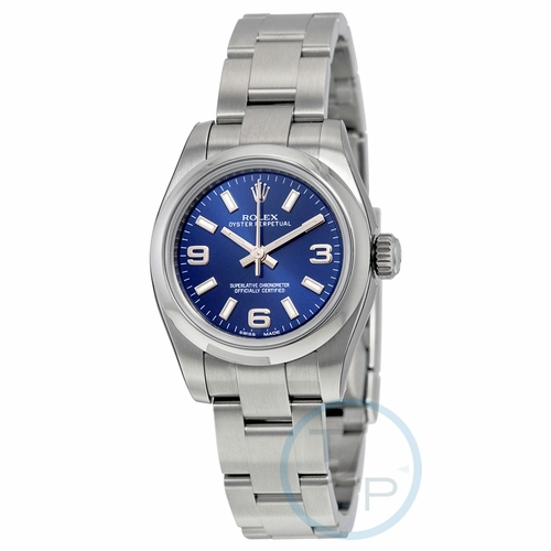 Rolex 176200BLASO Lady Oyster Perpetual 26 Ladies Automatic Watch
