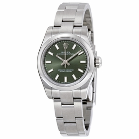 Rolex 176200OVSO Lady Oyster Perpetual 26 Ladies Automatic Watch