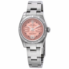Rolex 176210PMAXI Lady Oyster Perpetual 26 Ladies Automatic Watch