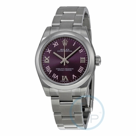 Rolex 177200PURO Oyster Perpetual 31 Ladies Automatic Watch