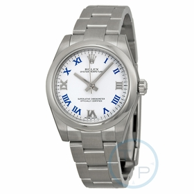 Rolex 177200WBLRO Oyster Perpetual 31 Ladies Automatic Watch