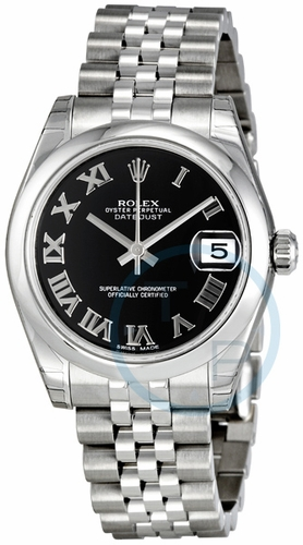 Rolex 178240BKRJ Datejust Lady 31 Ladies Automatic Watch