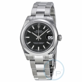Rolex 178240BKSO Datejust Lady 31 Ladies Automatic Watch