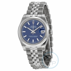 Rolex 178240BLSJ Datejust Lady 31 Ladies Automatic Watch