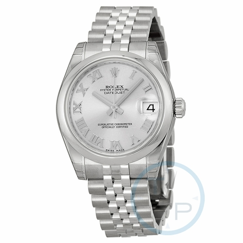 Rolex 178240SRJ Datejust Lady 31 Ladies Automatic Watch