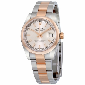 Rolex 178241SSO Oyster Perpetual Datejust 31 Ladies Automatic Watch