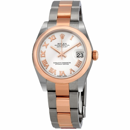 Rolex 178241WRO Oyster Perpetual Datejust 31 Ladies Automatic Watch