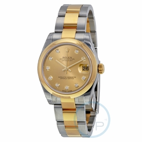 Rolex 178243CDO Datejust Lady 31 Ladies Automatic Watch