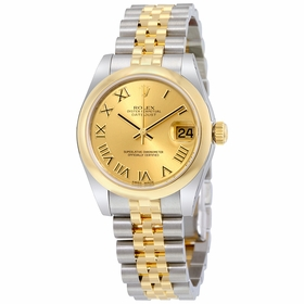 Rolex 178243CRJ Datejust Lady 31 Ladies Automatic Watch
