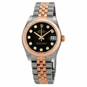 Rolex 178271BKDJ Datejust 31 Ladies Automatic Watch