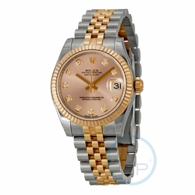Rolex 178271PDJ Datejust Lady 31 Ladies Automatic Watch