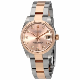 Rolex 178271PDO Datejust Lady 31 Ladies Automatic Watch