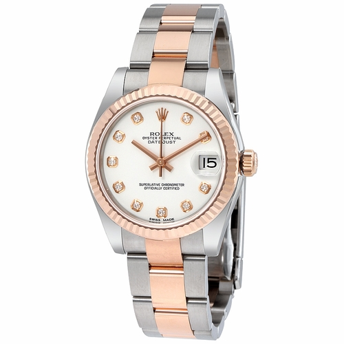 Rolex 178271WDO Datejust Lady 31 Ladies Automatic Watch