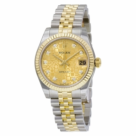Rolex 178273/63163 J Datejust Lady 31 Ladies Automatic Watch