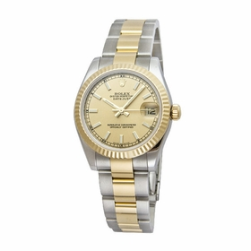 Rolex 178273CSO Datejust Lady 31 Ladies Automatic Watch