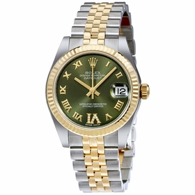 Rolex 178273GNRDJ Oyster Perpetual Datejust 31 Ladies Automatic Watch
