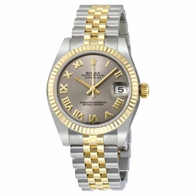 Rolex 178273GRJ Datejust Lady 31 Ladies Automatic Watch
