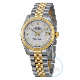 Rolex 178273MDJ Datejust Lady 31 Ladies Automatic Watch