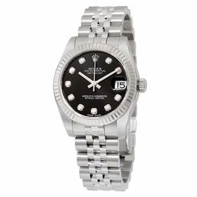 Rolex 178274BKDJ Datejust Lady 31 Ladies Automatic Watch