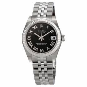Rolex 178274BKRJ Datejust Lady 31 Ladies Automatic Watch