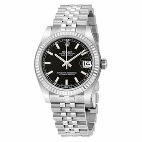 Rolex 178274BKSJ Datejust Lady 31 Ladies Automatic Watch