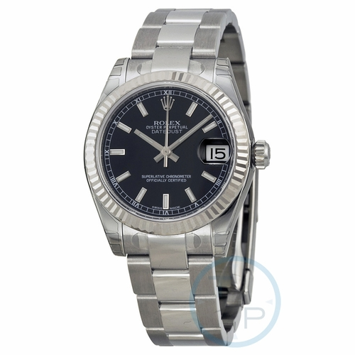 Rolex 178274BKSO Datejust Lady 31 Ladies Automatic Watch