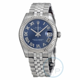 Rolex 178274BLRJ Datejust Lady 31 Ladies Automatic Watch