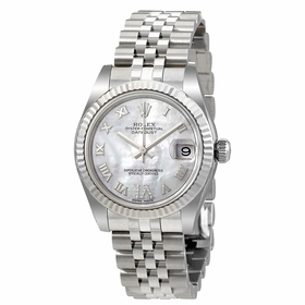 Rolex 178274MRDJ Oyster Perpetual Datejust 31 Ladies Automatic Watch