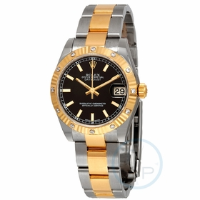 Rolex 178313BKSO Datejust Lady 31 Ladies Automatic Watch