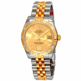 Rolex 178313CFJ Datejust 31 Ladies Automatic Watch