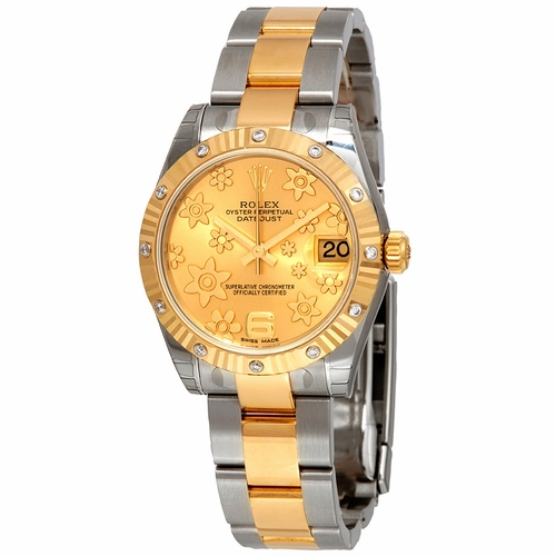 Rolex 178313CFO Datejust 31 Ladies Automatic Watch
