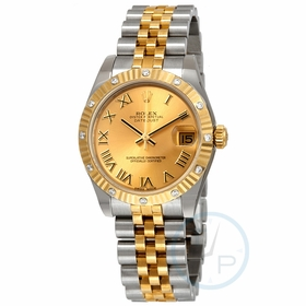 Rolex 178313CRJ Datejust 31 Ladies Automatic Watch