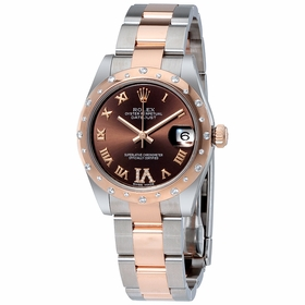 Rolex 178341 Oyster Perpetual Datejust 31 Ladies Automatic Watch