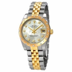 Rolex 178343MDJ Datejust Lady 31 Ladies Automatic Watch