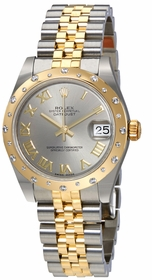 Rolex 178343RRJ Datejust 31 Ladies Automatic Watch