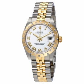 Rolex 178343WRJ Datejust Lady 31 Ladies Automatic Watch