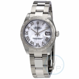 Rolex 178344MRO Oyster Perpetual Datejust 31 Ladies Automatic Watch