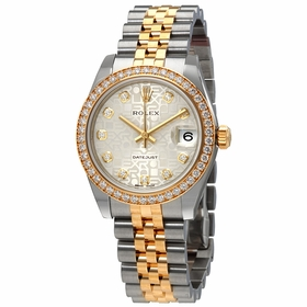 Rolex 178383SJDJ Datejust Lady 31 Ladies Automatic Watch
