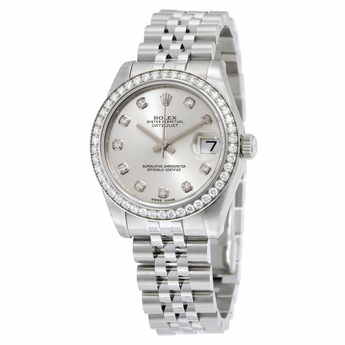 Rolex 178384SDJ Datejust Lady 31 Ladies Automatic Watch