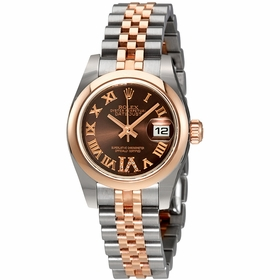 Rolex 179161CHRDJ Lady Datejust Ladies Automatic Watch