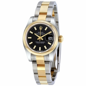 Rolex 179163BKSO Lady Datejust 26 Ladies Automatic Watch