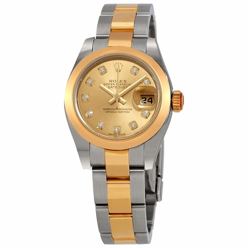 Rolex 179163CDO Lady Datejust 26 Ladies Automatic Watch
