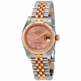 Rolex 179171GDDJ Oyster Perpetual Ladies Automatic Watch