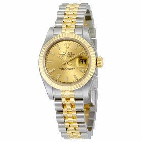 Rolex 179173-CSJ Lady Datejust 26 Ladies Automatic Watch