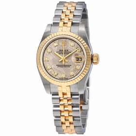 Rolex 179173MTDJ Lady Datejust 26 Ladies Automatic Watch