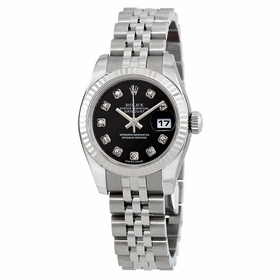 Rolex 179174-BKDJ Lady Datejust 26 Ladies Automatic Watch