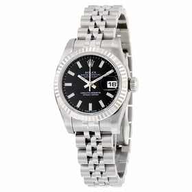 Rolex 179174-BKSJ Lady Datejust 26 Ladies Automatic Watch