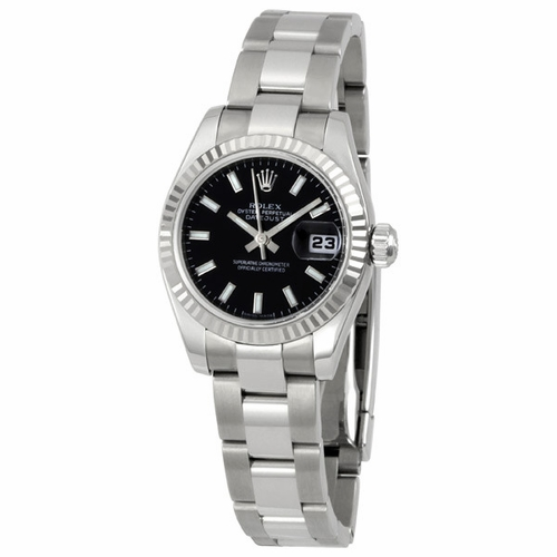 Rolex 179174 bkso Lady Datejust 26 Ladies Automatic Watch