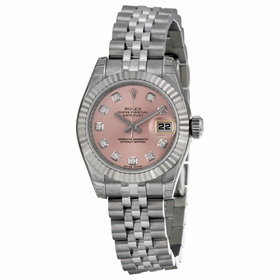 Rolex 179174-PDJ Lady Datejust 26 Ladies Automatic Watch